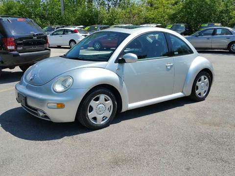 2001 Volkswagen New Beetle for sale in Villa Park, IL