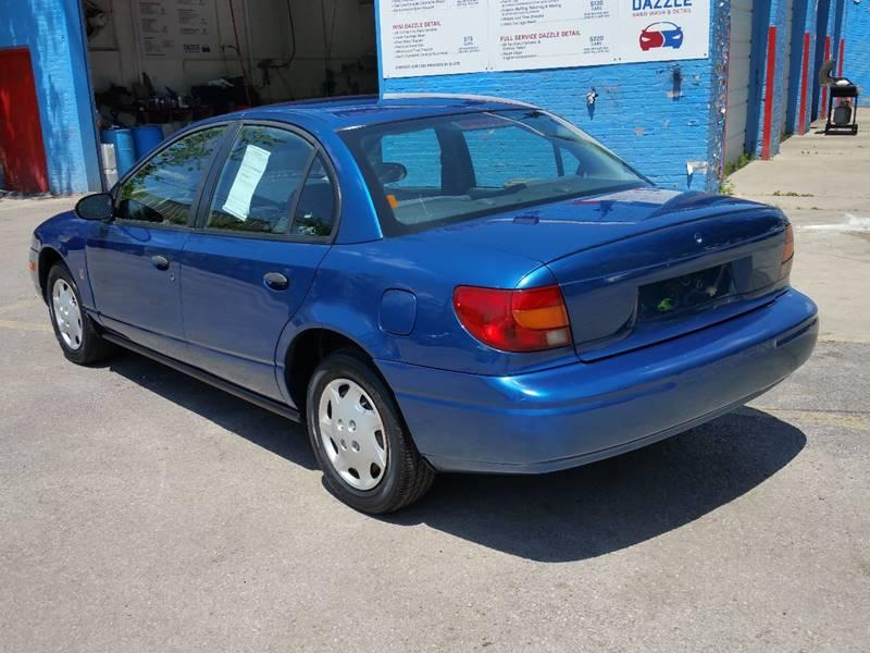 2001 Saturn S-Series SL1 4dr Sedan - Villa Park IL