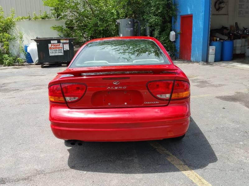 2003 Oldsmobile Alero GL1 4dr Sedan - Villa Park IL