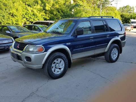 2001 Mitsubishi Montero Sport for sale in Villa Park, IL
