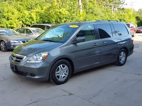 2007 Honda Odyssey for sale in Villa Park, IL