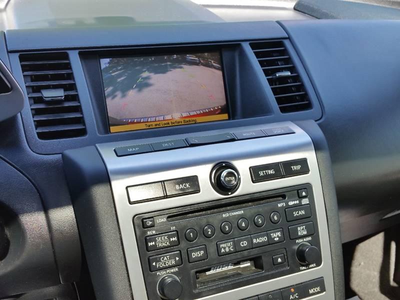 2007 Nissan Murano AWD SL 4dr SUV - Villa Park IL