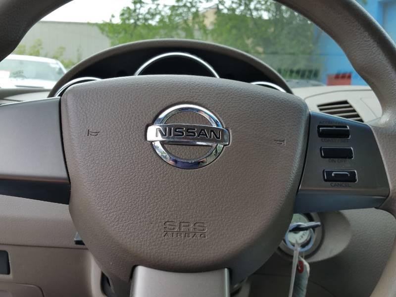 2005 Nissan Altima 2.5 S 4dr Sedan - Villa Park IL