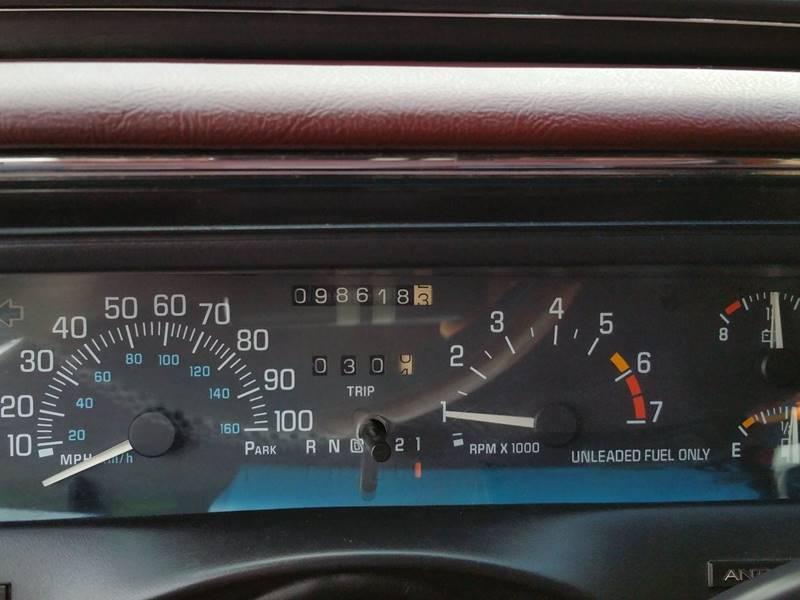 1996 Buick LeSabre Custom 4dr Sedan - Villa Park IL