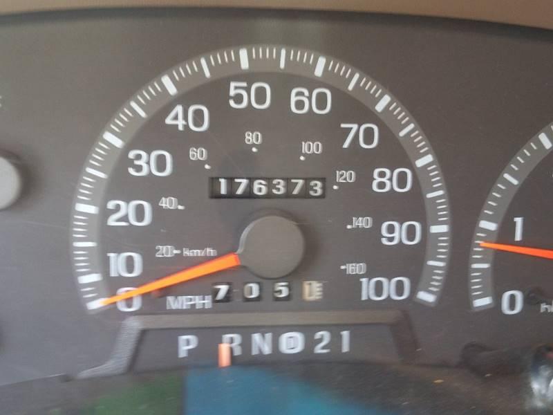 1998 Ford F-150 3dr XLT Extended Cab Stepside SB - Villa Park IL