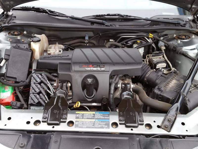 2005 Pontiac Grand Prix GTP 4dr Supercharged Sedan - Villa Park IL