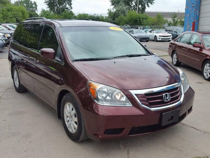 2008 Honda Odyssey EX-L 4dr Mini-Van w/DVD - Villa Park IL