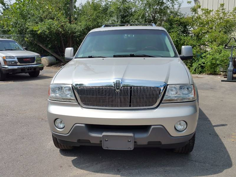 2004 Lincoln Aviator AWD Luxury 4dr SUV - Villa Park IL