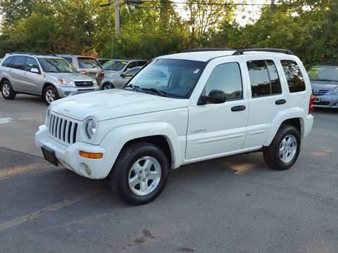 2004 Jeep Liberty for sale in Villa Park, IL