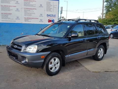 2005 Hyundai Santa Fe for sale in Villa Park, IL