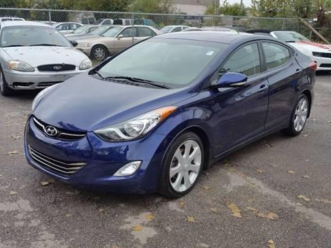 2013 Hyundai Elantra for sale in Villa Park, IL