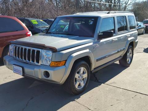 2008 jeep commander for sale in illinois for Luxury motors bridgeview il
