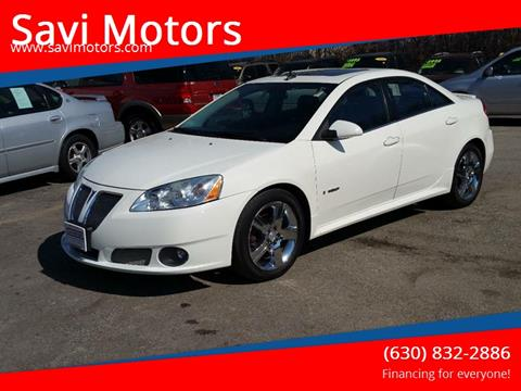 2008 Pontiac G6 for sale in Villa Park, IL