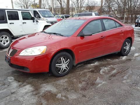 2007 Pontiac G6 for sale in Villa Park, IL