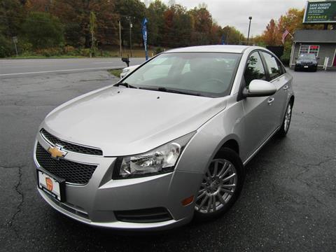 2012 Chevrolet Cruze for sale in Stafford, VA