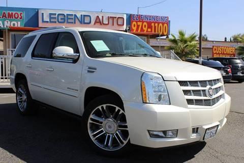 2014 Cadillac Escalade for sale in Sacramento, CA