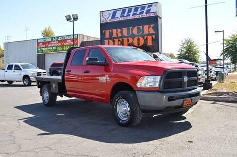 2013 RAM Ram Pickup 2500 for sale in Sacramento, CA
