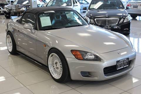 Honda s2000 for sale carsforsale 2001 honda s2000 for sale in sacramento ca publicscrutiny Images