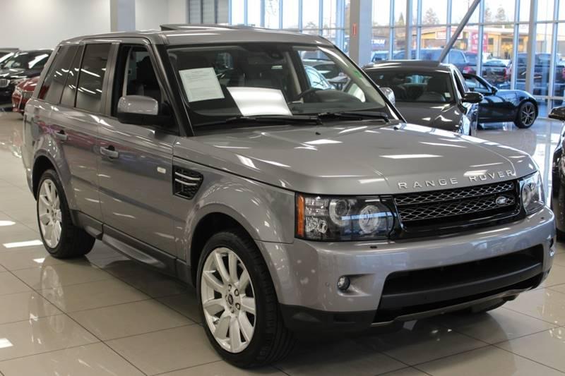 Land Rover Sacramento >> 2013 Land Rover Range Rover Sport 4x4 Hse 4dr Suv In Sacramento Ca