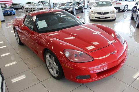 2008 Chevrolet Corvette for sale in Sacramento, CA