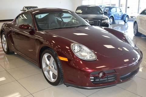 2007 Porsche Cayman for sale in Sacramento, CA