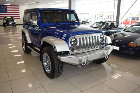 2012 Jeep Wrangler for sale at Legend Auto in Sacramento CA