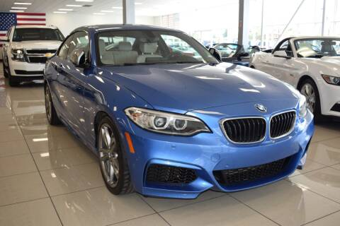 2015 BMW 2 Series for sale at Legend Auto in Sacramento CA