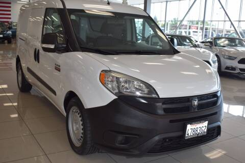 2016 RAM ProMaster City Cargo for sale at Legend Auto in Sacramento CA