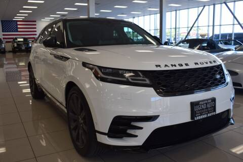 2018 Land Rover Range Rover Velar for sale at Legend Auto in Sacramento CA