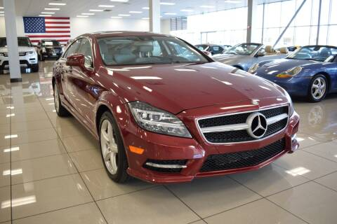 2013 Mercedes-Benz CLS for sale at Legend Auto in Sacramento CA