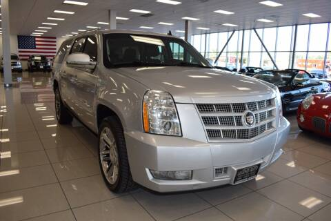 2013 Cadillac Escalade ESV for sale at Legend Auto in Sacramento CA