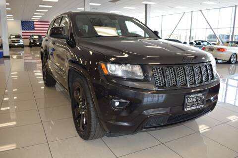 2015 Jeep Grand Cherokee for sale at Legend Auto in Sacramento CA