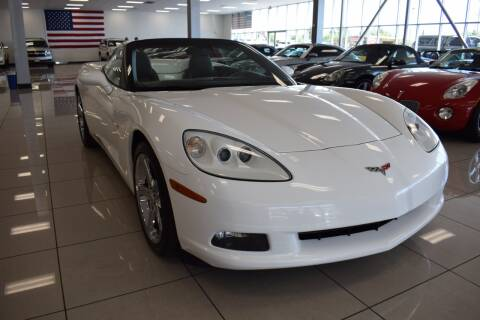 2006 Chevrolet Corvette for sale at Legend Auto in Sacramento CA