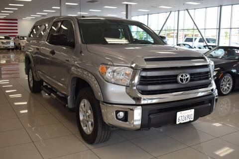 2015 Toyota Tundra for sale at Legend Auto in Sacramento CA