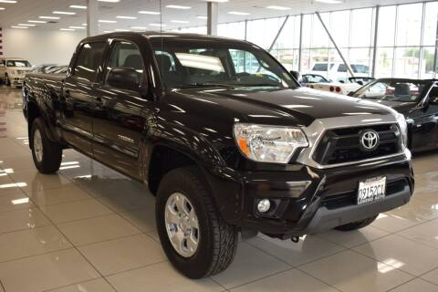 2013 Toyota Tacoma for sale at Legend Auto in Sacramento CA