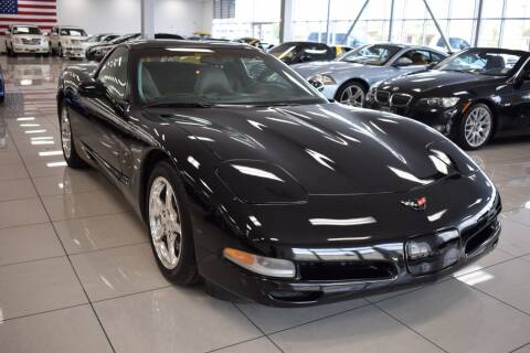 2004 Chevrolet Corvette for sale at Legend Auto in Sacramento CA