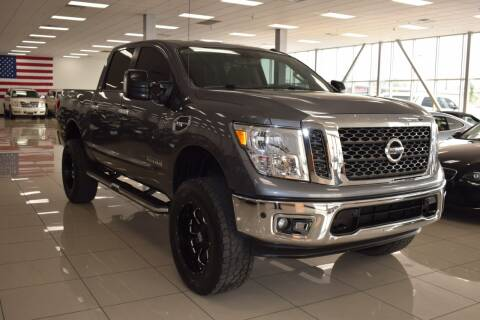 2017 Nissan Titan for sale at Legend Auto in Sacramento CA