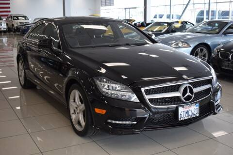 2012 Mercedes-Benz CLS for sale at Legend Auto in Sacramento CA