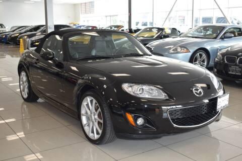 2011 Mazda MX-5 Miata for sale at Legend Auto in Sacramento CA