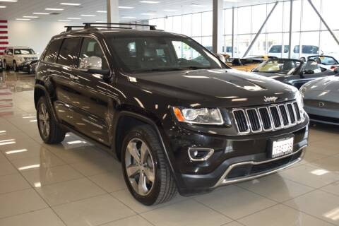 2014 Jeep Grand Cherokee for sale at Legend Auto in Sacramento CA
