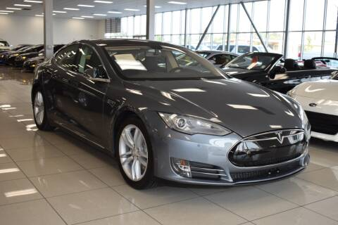 2013 Tesla Model S for sale at Legend Auto in Sacramento CA
