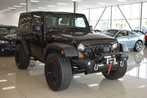2011 Jeep Wrangler for sale at Legend Auto in Sacramento CA