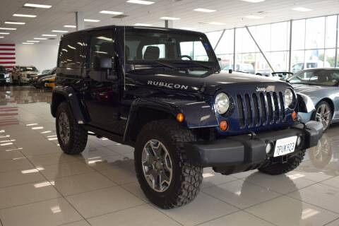 2013 Jeep Wrangler for sale at Legend Auto in Sacramento CA