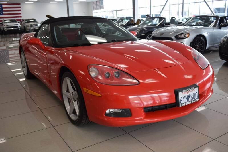 2013 Chevrolet Corvette for sale at Legend Auto in Sacramento CA