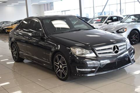 2013 Mercedes-Benz C-Class for sale at Legend Auto in Sacramento CA