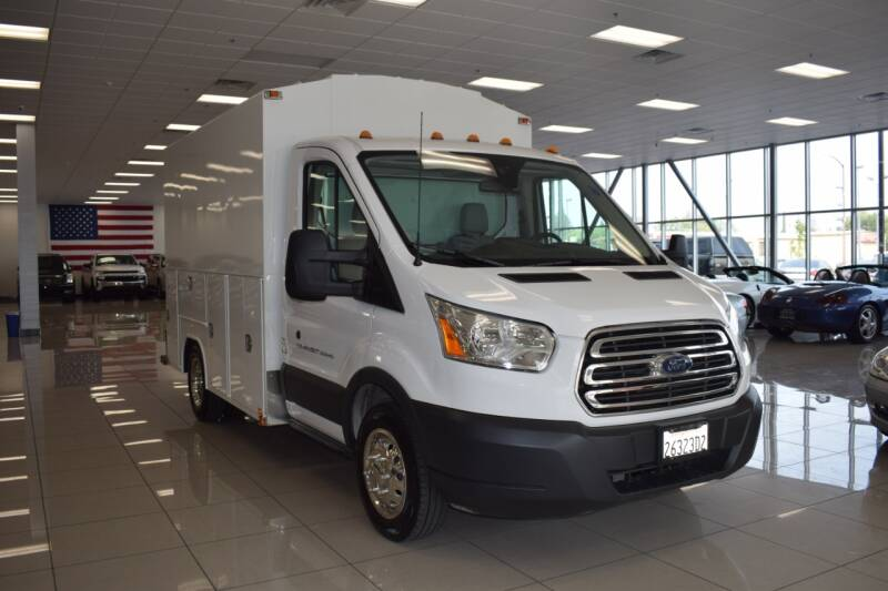 2016 Ford Transit Chassis Cab for sale at Legend Auto in Sacramento CA