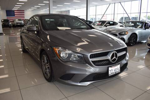 2014 Mercedes-Benz CLA for sale at Legend Auto in Sacramento CA