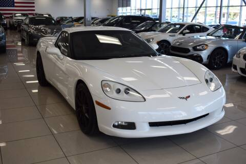 2008 Chevrolet Corvette for sale at Legend Auto in Sacramento CA