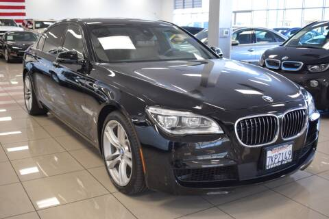 2014 BMW 7 Series for sale at Legend Auto in Sacramento CA