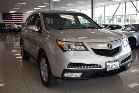 2011 Acura MDX for sale at Legend Auto in Sacramento CA